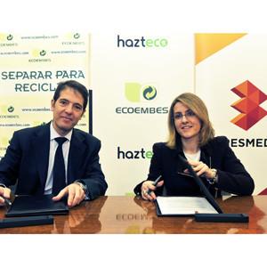 Atresmedia y Ecoembes se unen para hacer de 2014 el año del reciclaje