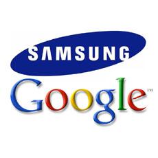 Samsung y Google compartirán patentes durante los próximos diez años