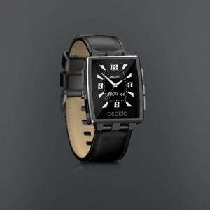 Llega Pebble Steel, por fin un smartwatch con estilo para el día a día