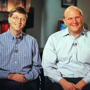 Microsoft reorganiza sus filas y parece haber encontrado a los sustitutos ideales para Gates y Ballmer