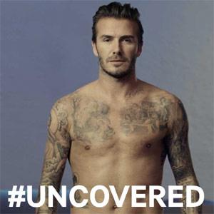 ¿Desnudo o vestido? Usted decide cómo aparece David Beckham en el spot de H&M para el Super Bowl