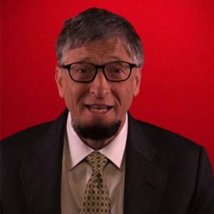 Bill Gates arrasa en la red con un vídeo viral para luchar contra la pobreza