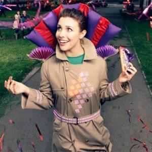 Cadbury crea una chaqueta interactiva que hace