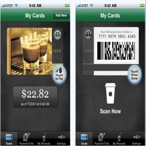 Starbucks reconoce que su aplicación no almacena de forma segura las contraseñas