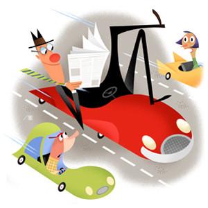 Los coches autodirigidos aterrizarán en las carreteras en 2020 y los hackers están deseando
