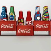 Coca-Cola lanza su edición especial de mini-botellas interactivas con motivo de la Copa Mundial de fútbol
