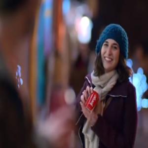 Comparte una Coca-Cola con quien más quieras