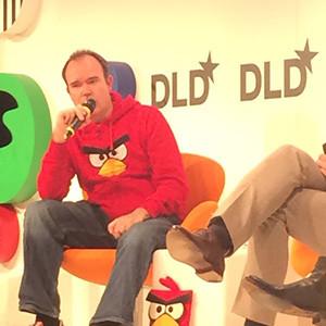 L. Vesterbacka (Rovio) #DLD14: