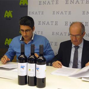 Enate se convierte en nuevo patrocinador de Grupo Aramón
