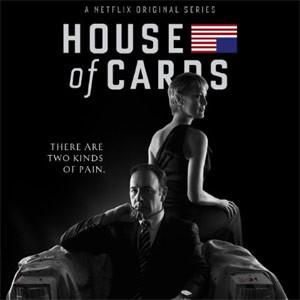 House of Cards, la primogénita del