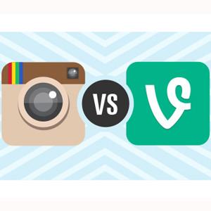 Instagram versus Vine, ¿quién es el ganador en la