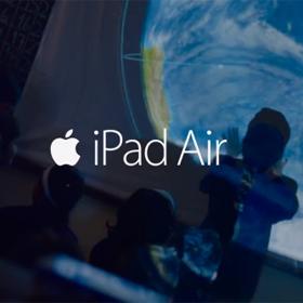 Experimente con la luz, el sonido y las ganas de vivir a través de los dos nuevos spots de Apple