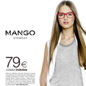 Opticalia te ofrece gafas de Mango, Pepe Jeans o Custo a buen precio