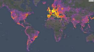 Los lugares más fotografiados del mundo en un mapa interactivo creado por Google