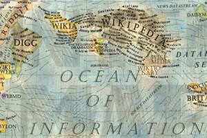 Si los gigantes de internet fueran países, el mapamundi resultante sería este