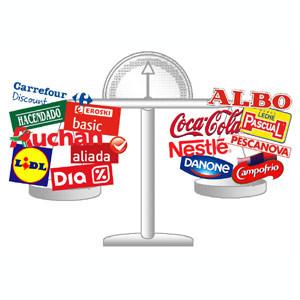 ¿Están las marcas de fabricante en peligro de extinción por culpa de las marcas blancas?