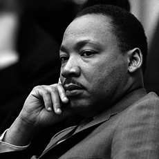 Las marcas también celebraron el día de Martin Luther King a través de Twitter