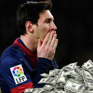 Messi, el futbolista con un valor de mercado de más de 400 millones de euros