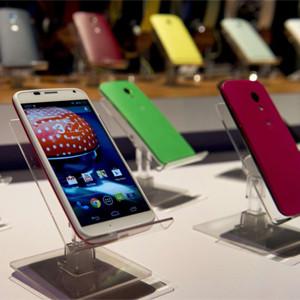 Google se despoja de la división de móviles de Motorola y se la vende a Lenovo por 2.900 millones de dólares