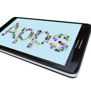El uso de aplicaciones móviles creció un 115% en 2013