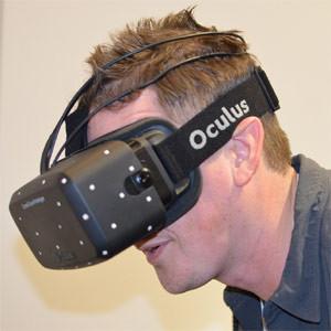 Oculus Rift, las gafas de realidad virtual que hacen el