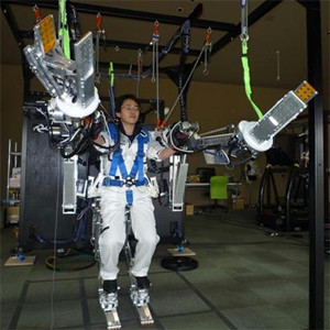 Conviértase en un superhéroe con este asombroso traje robótico de Panasonic