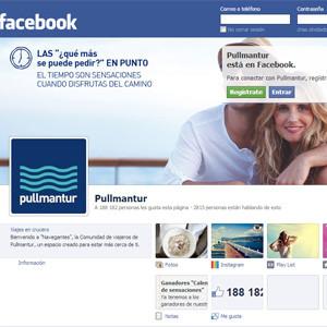 Kitchen crea el Calendario de Sensaciones, una app de Facebook para Pullmantur