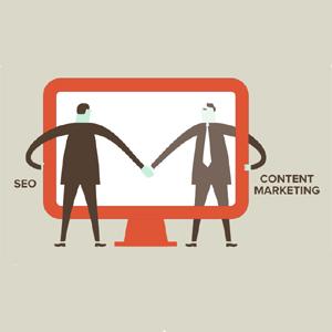"""El marketing de contenidos es la """"media naranja"""" del SEO en el 45% de las empresas"""