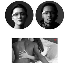¿Grabarse mientras hace el amor? Google Glass ahora también tiene su aplicación para parejas