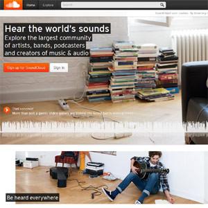 La start-up berlinesa SoundCloud