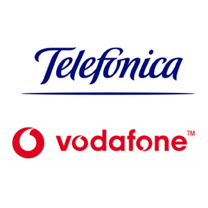 Telefónica y Vodafone buscan