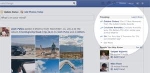 Facebook le toma prestados los