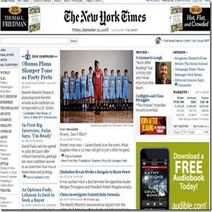 ¿Marketing o periodismo? Las críticas no cesan por los cambios en 'The New York Times'