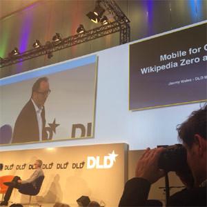 #DLD14: Jimmy Wales, de fundador de la Wikipedia a