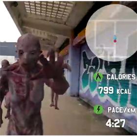 ¿Quiere correr con hordas de zombis? Una app para las Google Glass promete grandes emociones