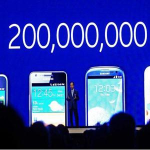 Samsung ha vendido 200 millones de Galaxy S desde 2010