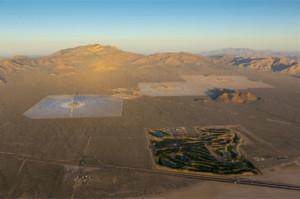 Ivanpah: así es la planta solar más grande del mundo