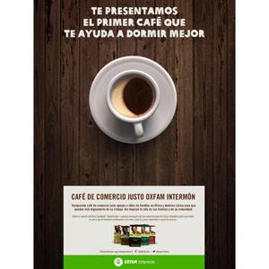 Kitchen crea para Oxfam Intermón el primer café que ayuda a dormir mejor