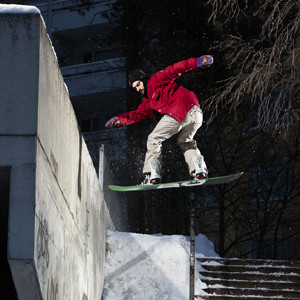 Música electrónica y snowboard en Aramón Formigal de la mano de Burn