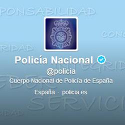 El CM del Twitter de la Policía asume su error por su desafortunado consejo sobre los porros