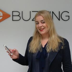 Ruth Bareño, Head of Mobile de Ebuzzing