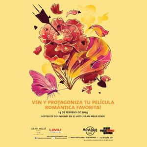 Vive un San Valentín de película en Hard Rock Café Madrid