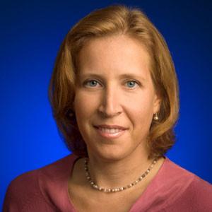 Susan Wojcicki nueva jefa de YouTube