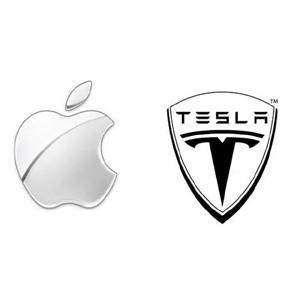 Apple podría hacerse con el fabricante de coches eléctricos Tesla