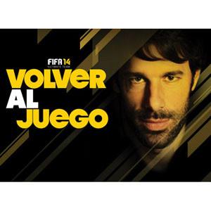 FIFA14 elige a Van Nistelrooy para su campaña de publicidad