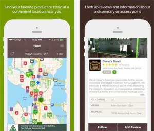 Leafly, la app que aspira a convertirse en el Yelp de la marihuana