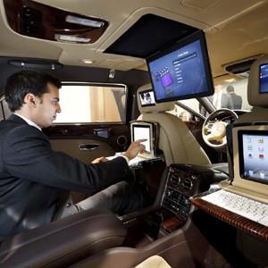 ¿Son los coches las oficinas del futuro?