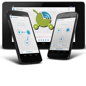 Una aplicación que transforma los smartphones obsoletos en monitores de escucha para bebés
