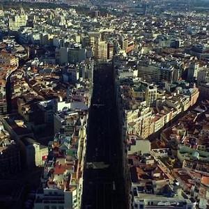 Madrid desde el cielo: un dron realiza un espectacular vídeo aéreo de la capital