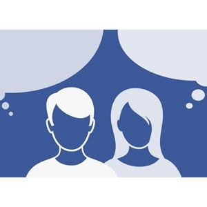 ¿Cuáles son las razones por las que hombres y mujeres utilizan Facebook?